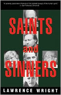 Saints and Sinners by Lawrence Wright: NOOK Book Cover