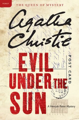 Free download books for android Evil Under the Sun MOBI