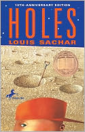 Holes by Louis Sachar: NOOK Book Cover