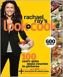 Rachael Ray's Look + Cook (PagePerfect NOOK Book) by Rachael Ray: NOOK Book Cover