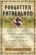Forgotten Fatherland by Ben Macintyre: NOOK Book Cover