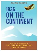 1936-On the Continent by Eugene Fodor: NOOK Book Cover