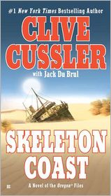Skeleton Coast (The Oregon Files)