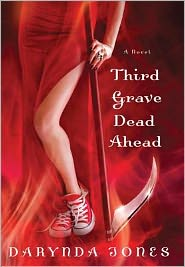 Third Grave Dead Ahead by Darynda Jones: Book Cover