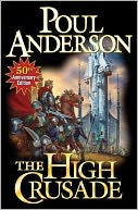 The High Crusade by Poul Anderson: Book Cover