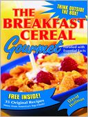 The Breakfast Cereal Gourmet by David Hoffman: NOOK Book Cover