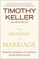 The Meaning of Marriage by Timothy Keller: NOOK Book Cover