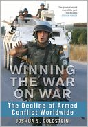 Winning the War on War by Joshua S. Goldstein: NOOK Book Cover