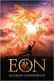 Eon: Dragoneye Reborn by Alison Goodman: Book Cover