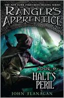 Halt's Peril (Ranger's Apprentice Series #9) by John Flanagan: Book Cover
