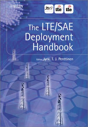 The LTE  SAE Deployment Handbook cover