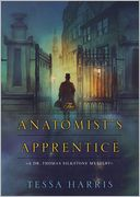The Anatomist's Apprentice by Tessa Harris: CD Audiobook Cover