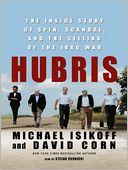 Hubris by Michael Isikoff: Audio Book Cover
