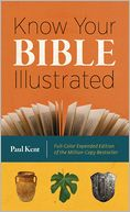 Know Your Bible Illustrated by Paul Kent: Book Cover