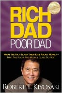 Rich Dad Poor Dad by Robert T. Kiyosaki: Book Cover