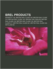 BARNES & NOBLE | BREL products: InterCity 125, British Rail Class ...