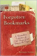 Forgotten Bookmarks by Michael Popek: Book Cover