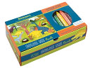 Dinosaurs Color Me Puzzle by Galison Books: Product Image