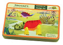 Dinosaurs Magnetic Design Set by Galison Books: Product Image