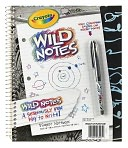 Wild Notes 1 Subject Notebook by Crayola: Product Image