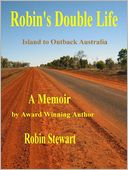 Robin's Double Life by Robin Stewart: NOOK Book Cover
