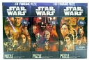 Star Wars 3 in 1 Panoramic Puzzle 100 Pc by Cardinal Games: Product Image