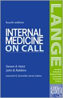Internal Medicine On Call by Steven Haist: NOOK Book Cover