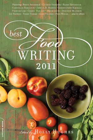 Best Food Writing 2011