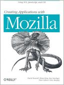 download Creating Applications with Mozilla book