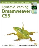 Learning Dreamweaver CS3 by Fred Gerantabee: Book Cover