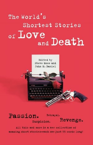 English books audios free download World's Shortest Stories of Love and Death FB2 iBook MOBI 9780762406982 English version