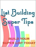download Making Money Online - List Building Super Tips - book