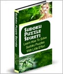 download Sudoku Puzzle Secrets book