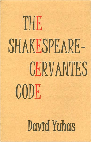 The Shakespeare-Cervantes Code
