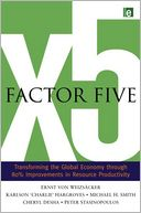 download Factor Five : The Promise of Resource Productivity book