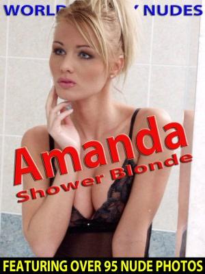 Amanda - Shower Blonde - Nude Female Photos