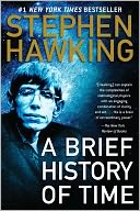 A Brief History of Time by Stephen Hawking: Book Cover