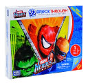 Breakthrough Puzzle Level 1 Marvel Heroes by Megabrands: Product Image