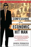 Confessions of an Economic Hit Man by John Perkins: Book Cover