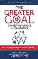 The Greater Goal by Ken Jennings: Book Cover