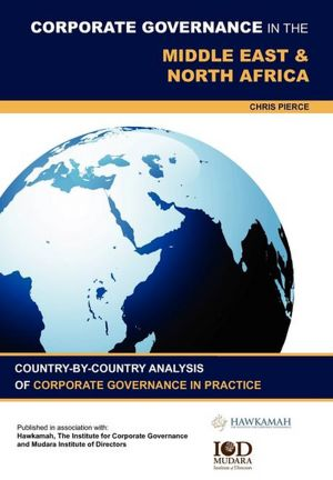 Corporate Governance in the Middle East and North Africa cover