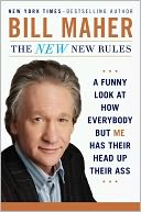 The New New Rules by Bill Maher: Book Cover