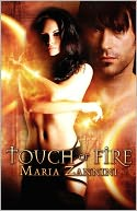 Touch of Fire by Maria Zannini: Book Cover