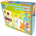 Smart Play At Home Bilingual Puzzle by Smart Play: Product Image