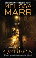 Two Lines by Melissa Marr: NOOK Book Cover