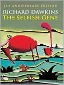 The Selfish Gene (30th Anniversary Edition) by Richard Dawkins: NOOK Book Cover
