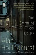 The Swimming-Pool Library by Alan Hollinghurst: NOOK Book Cover