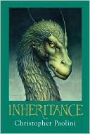 Inheritance (Inheritance Cycle Series #4) by Christopher Paolini: Book Cover