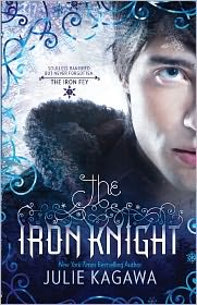 The Iron Knight by Julie Kagawa: Book Cover