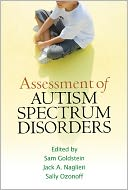 Assessment of Autism Spectrum Disorders by Sam Goldstein: NOOK Book Cover